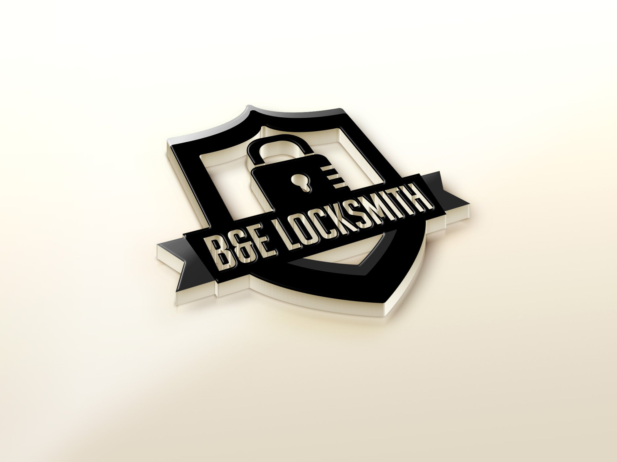 B&E Locksmith Promo